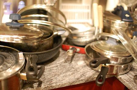 2009/6 我が家の鍋