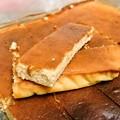 写真: 低糖質なチーズケーキみたいな焼き物