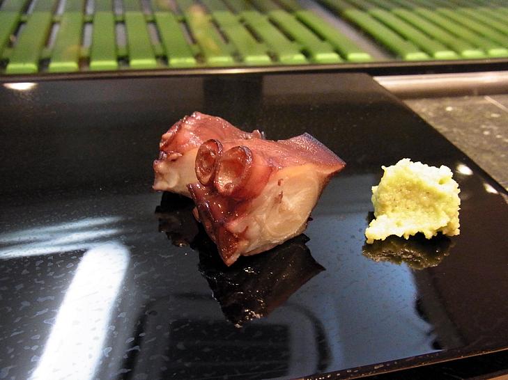 明石の蛸の桜煮