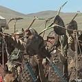 写真: 大モンゴル帝国建国800周年記念祭 騎馬ショー5
