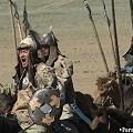 写真: 大モンゴル帝国建国800周年記念祭 騎馬ショー4