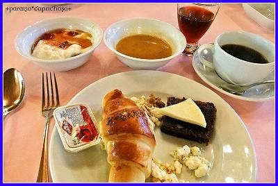 ギョレメ・カヤ・ホテルの朝食