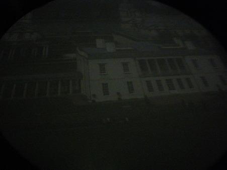 クイーンズハウスのリアルタイム映像