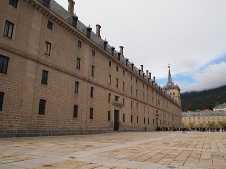 王立エル・エスコリアル聖ロレンソ修道院