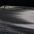 写真: 銀色の瞬間