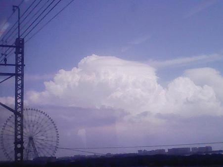 090531-三郷 雨雲接近中 (1)