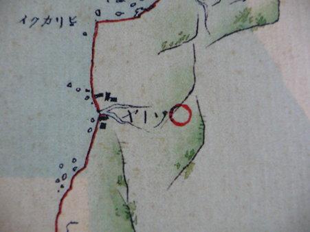 090602-伊能図 北海道 (6)