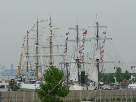 090704-帆船グロリア (2)