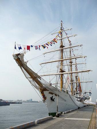 090704-帆船グロリア (8)