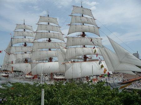 090720-日本丸 総帆展帆 (99)
