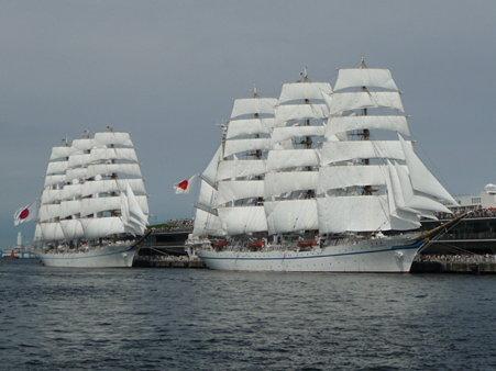 090720-大桟橋 総帆展帆 (67)