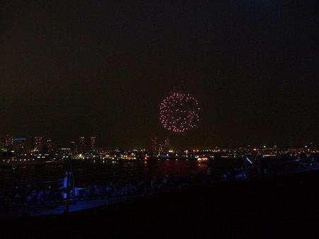 090801-大桟橋 花火