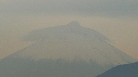 091105-富士山 笠雲 (1)