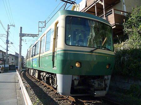 101210-江ノ電 七里ヶ浜駅 (4)