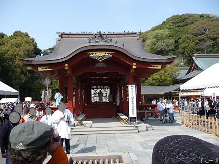 110411-八幡宮 復興祈願祭 (1)