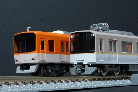 GM 近鉄9020系と阪神9300系