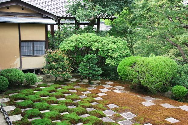 方丈庭園 北庭