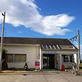 JR四国・予讃線、伊予寒川駅