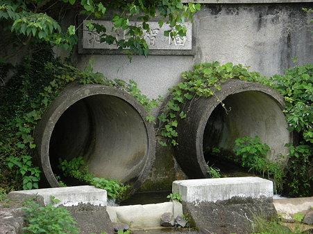 福知山池と書いてます