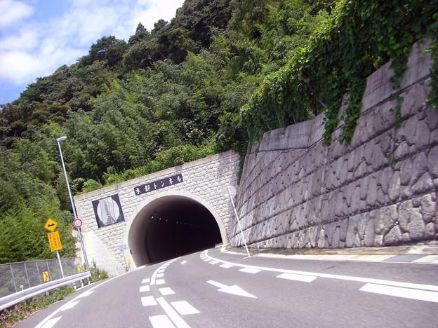 写真: 京都トンネル