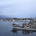 ホタテ漁漁船