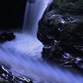 写真: 桃源郷-滝