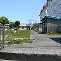 Photos: 旧中通から見た下野幌団地P1010088