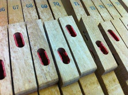 鍵盤虫喰い