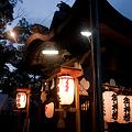 Photos: 暮れ神社
