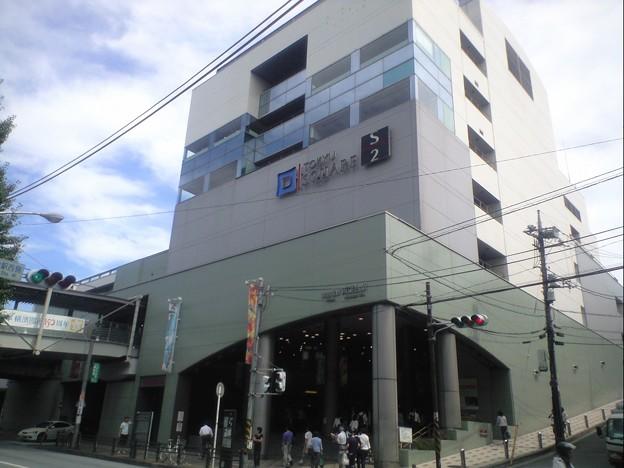 写真: 東急田園都市線 青葉台駅