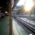 写真: 京王多摩動物公園駅 2番線