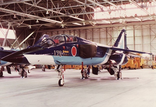 T-2ブルーインパルス #172