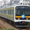 209系 南武線 HM付き 鹿島田