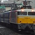 EF81-92+12系団臨 北千住