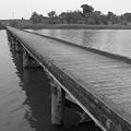 川風を感じる橋
