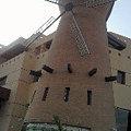 パン屋の風車