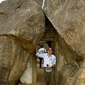 Photos: 岩山展望台の入口
