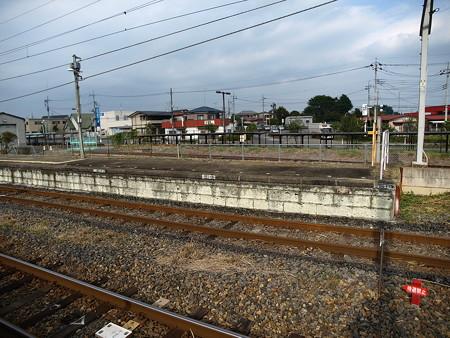 下野大沢駅6