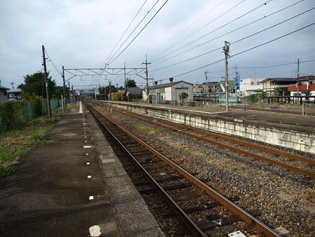 下野大沢駅7