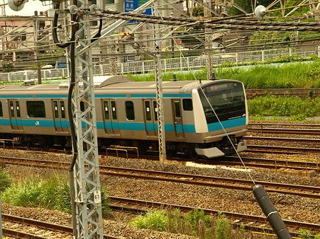 E233系京浜東北線(東神奈川)
