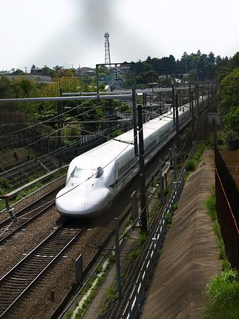 700系(新横浜→小田原間)3