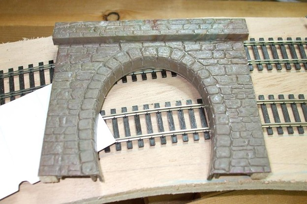 トンネル 塗装前