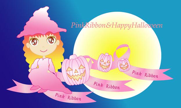 Photos: PinkRibbon&HappyHalloween