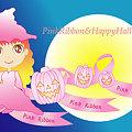 PinkRibbon&HappyHalloween