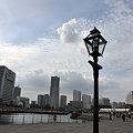 Photos: 横浜象の鼻パークの街灯