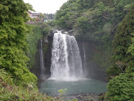 音止めの滝 (2)