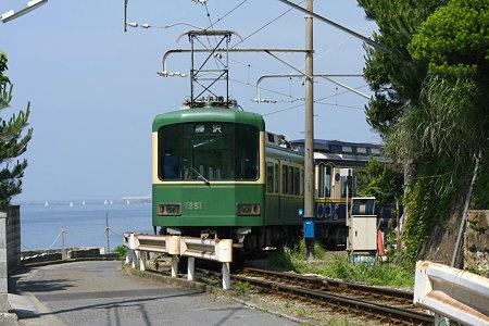 2009.06.20 江ノ電 七里ヶ浜