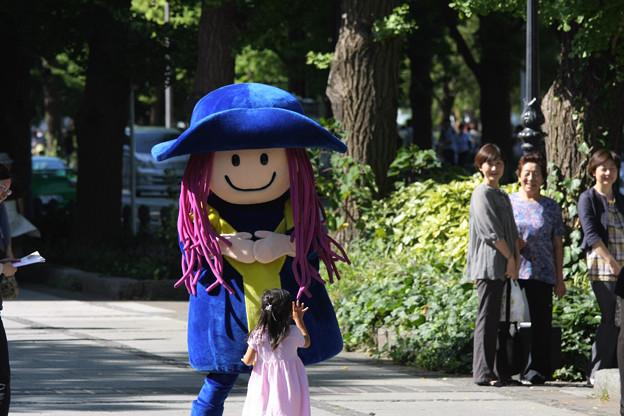2009.09.20 みなとみらい 「私四歳」