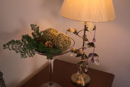 2010.12.08 山手 横浜イギリス館 世界のクリスマス2010 イギリス 寝室の飾