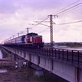 Photos: AN16-山陰本線、12系客車列車